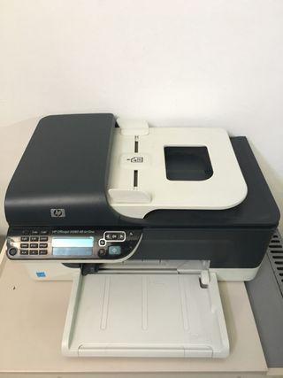 Impresora, fotocopiadora y escáner