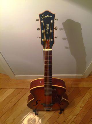 Guitarra Acústica Godin 5th Avenue