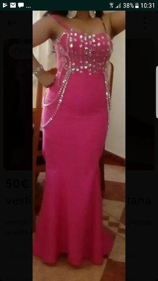 e89392147 Vestido de fiesta gitana de segunda mano en la provincia de Madrid ...