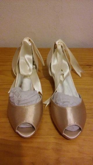 Zapatos de mujer boda