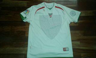 camiseta ATHLETIC futbol 06-07