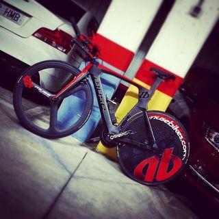 Bici triatlon/contrareloj
