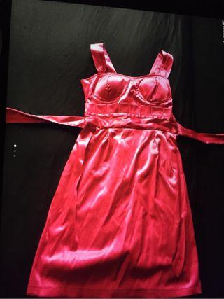 Vestido rosa Weissmuller