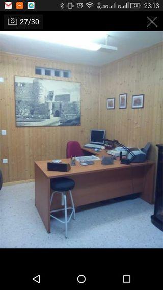 Mesa de despacho oficina