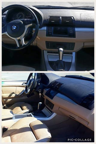 BMW X5 2004 3.0D 184 cv automatico