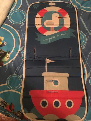 Colchoneta silla/carricoche