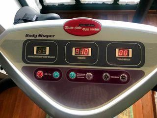 Fitness Plate/ Plataforma Vibradora