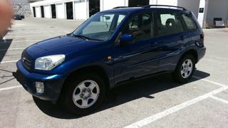 Toyota RAV4 1.8 VVTI LUNA 2WD, año 2003, Gasolina