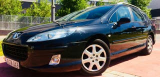 Peugeot 407 2.0hdi 2006
