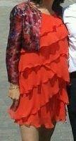 vestido y torerita talla 44
