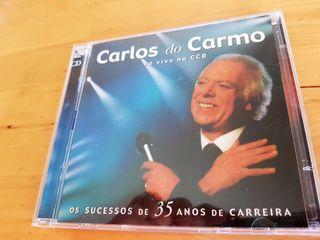 cd doble CARLOS DO CARMO