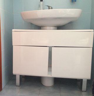 Mueble de baño bajo lavabo