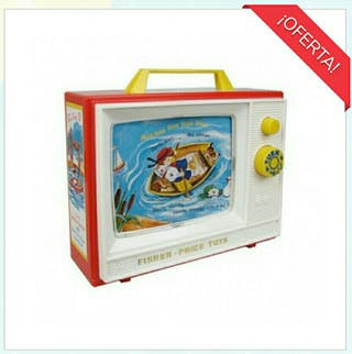 Tv Fisher Price Toys
