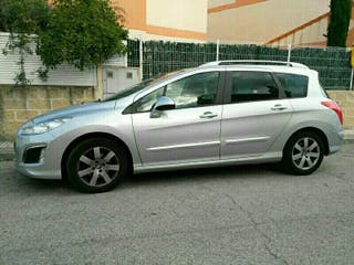 URGE VENTA. Peugeot 308SW 1.6 gasoil año 2013