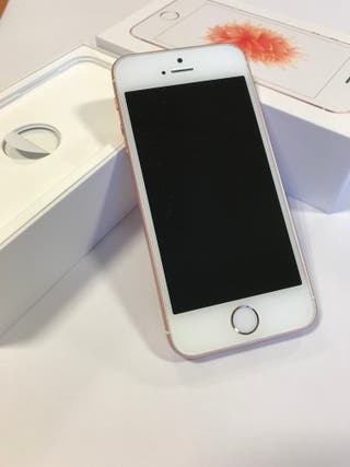 Iphone SE 64Gb Rosa Oro