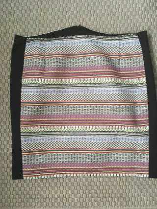 falda marca Compotier de Cotonniers