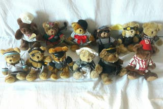 The Teddy Bears Collection!