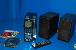 Cadena musical Sony AWA system audio AWP-ZP5