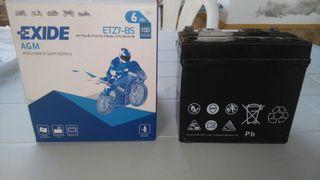 Batería moto