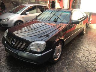 Mercedes-Benz Clase S 420