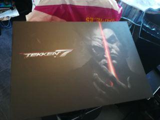 Tekken 7 figura y steelbooks