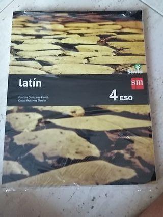libro latin 4° eso