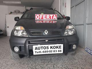 Renault Scenic 2004 4x4