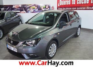 SEAT Ibiza ST 1.4 TDI CR SANDS Reference 66 kW (90 CV)