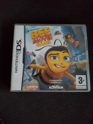 juego Ds bee movie