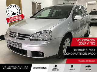 Volkswagen Golf 2005