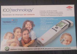 Termómetro digital bebé