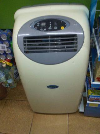 aire acondicionado enfria y calienta