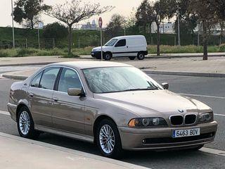 BMW Serie 530i año 2002 gasolina 231 CV nacional
