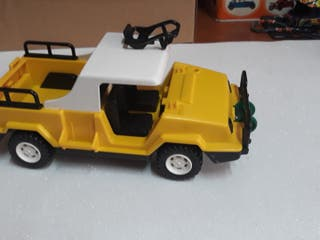 Playmobil Jeep Safari