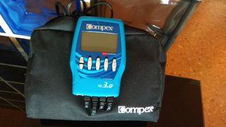 Electroestimulador Compex Fit 3.0 como nuevo