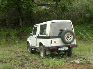 Suzuki Samurai 1999