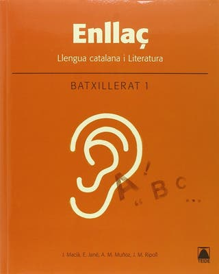 Libro catalan bachillerato