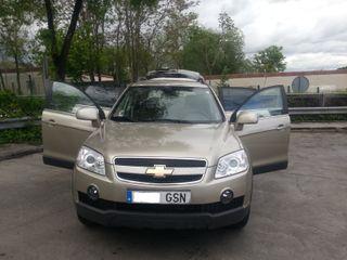 Chevrolet Captiva LT 4X4 2.2 VCDI 150 cv Diesel