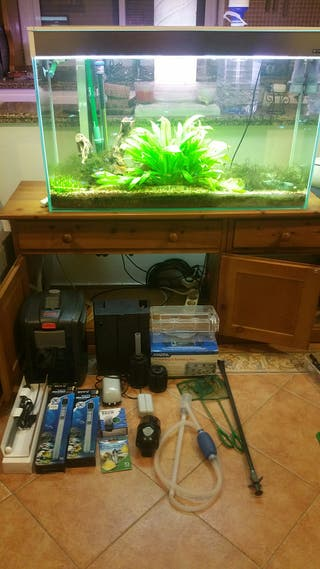 acuario 175L ciano emotions nature 100