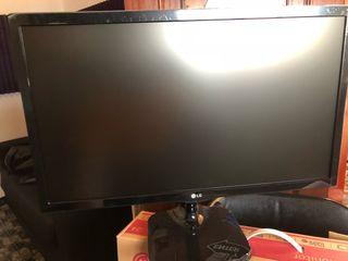 Monitor pantalla LG 24