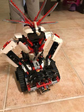 Magnífico Lego Mindstorms - EV3