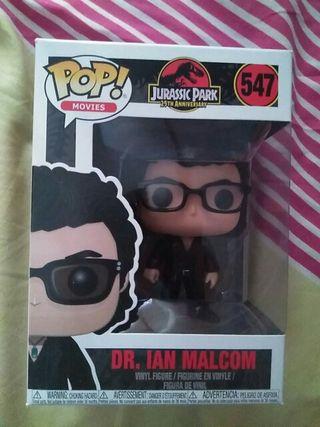Funko Pop Dr. Ian Malcolm