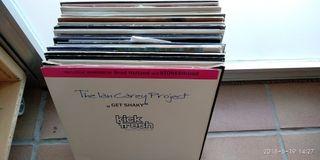 50 vinilos / Discos de House