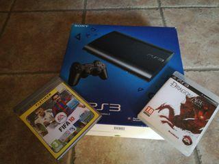 PS3 en perfecto estado