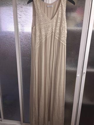Maxi vestido mango