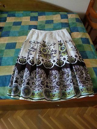 Falda de verano.