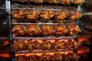 Condimento para pollo al ast