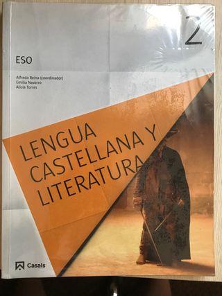 Libro Lengua Castellana Casals