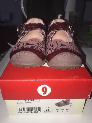 Zapatos niñas Garvalin T21