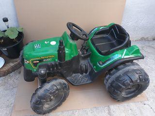 tractor electrico para niños con marcha atras